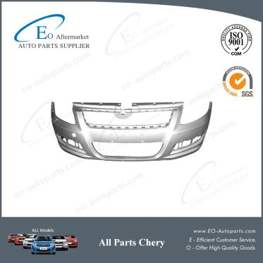 Hot Sale Plastic Front Bumpers M11-2803601-DQ for Chery Skin M12 Cielo