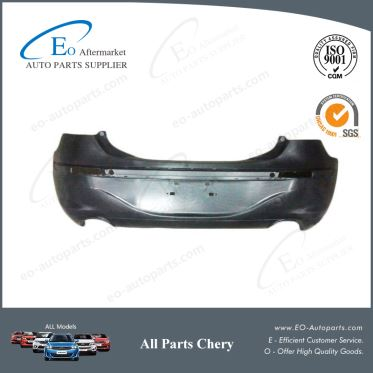 Spare Parts Plastic Rear Bumpers M12-2804601-DQ for Chery Skin M12 Cielo
