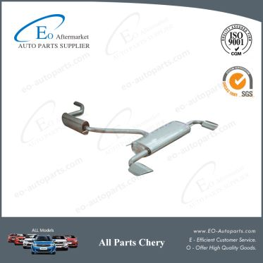 RR - MD Silencer Assy M12-1201310 for Chery M12/Skin/J3/Chance