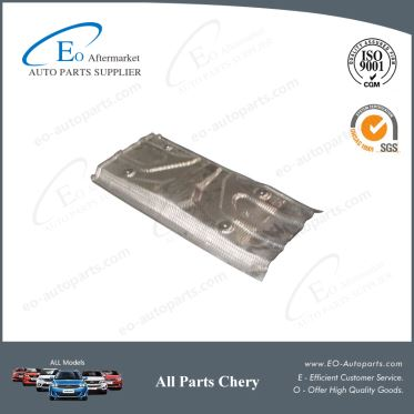 RR Silencer Assy Heat Insulation Plate M12-5110810 for Chery M12/Skin/J3/Chance