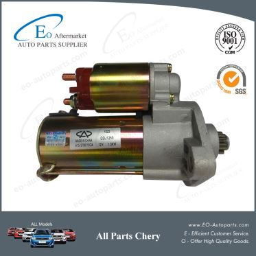 Engine Auto Parts Starter Assy A15-3708110CA For Chery A13A Very