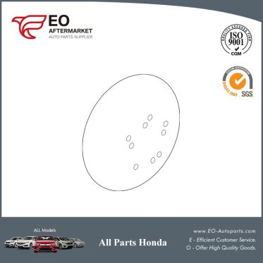 Front Disc Brake Rotor For 2015-17 Honda Accord Sedan & Coupe EX 45251-T2F-A51