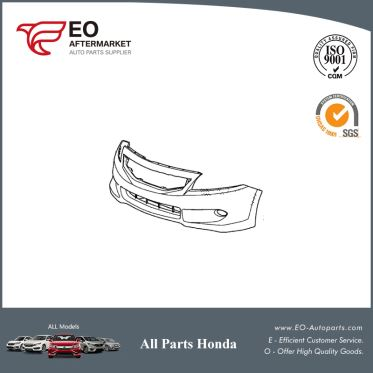 Front Bumper Face For 2008-10 Honda Accord Coupe EX, EX-L, EXL-V6 04711-TE0-A90ZZ