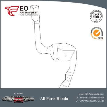 Front L Hydraulic Brake Hose & Lines For 2008-12 Honda Accord Coupe & Seden 01465-TA0-A01