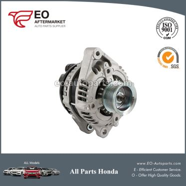 Alternator Generator Assembly For 2008-12 Honda Accord Coupe & Seden 31100-R40-A01