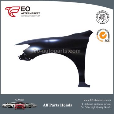 Panel Left Front Fender For 2013-17 Honda Accord Coupe EX, EX-L 60261-T3L-A90ZZ