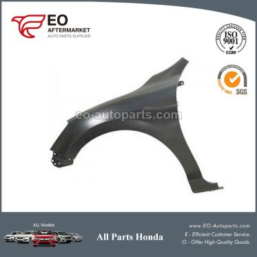 Panel Left Front Fender For 2013-17 Honda Accord Seden 60261-T2F-A90ZZ