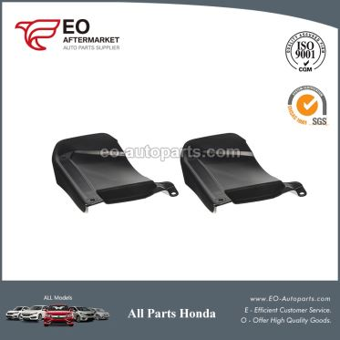Rear Mud Flap Splash Guard Set For 2013-15 Honda Accord Sedan 08P09-T2A-101R1
