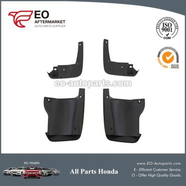 Rear Mud Flap Splash Guard Set For 2012 Honda Accord EX, EX-L, LX,08P00-TA0-100