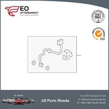 Hydraulic Brake Hose Lines Front L For 2015-17 Honda Fit 5-Door EX, EX-L, LX 01465-T5R-010