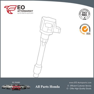 Ignition Coil, Plug Top For 2015-17 Honda Fit 5-Door EX, EX-LN, LX 30520-5R0-013