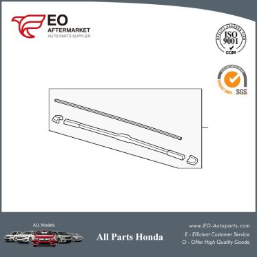Blade, Windshield Wiper For 2015-16 Honda Fit 5-Door EX, EX-LN, LX 76620-T5R-A01