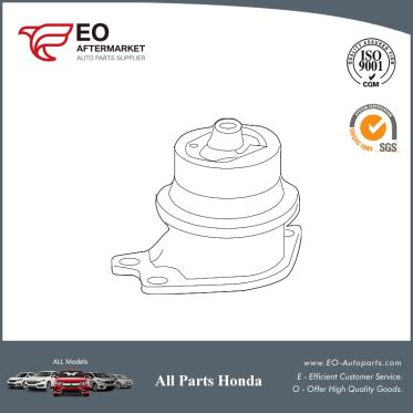 Rubber Sub Assy, Engine Side Mounting For 2015-17 Honda Fit 5-Door 50822-T5R-A01