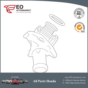 Thermostat Assembly For 2015-16 Honda CR-V 5-DOOR EX, EX-L, LX 19310-5A2-A02