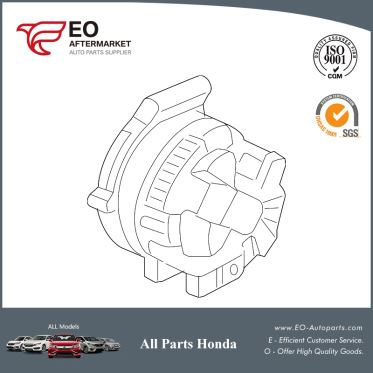 Generator Assy / Alternator Assy For 2007-11 Honda CR-V 5-DOOR EX, EX-L, LX, SE, VP 31100-RTA-033