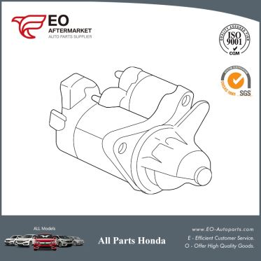 Starter Motor Assembly For 2012-13 Honda CR-V 5-DOOR EX, EX-L, LX 31200-RX0-A02