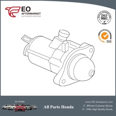Starter Motor Assembly For 2012-13 Honda CR-V 5-DOOR EX, EX-L, LX 31200-RX0-A02RM