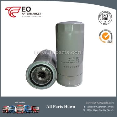 High Quality Sinotruk Howo And Steyr Truck Diesel Engine Oil Filter VG61000070005