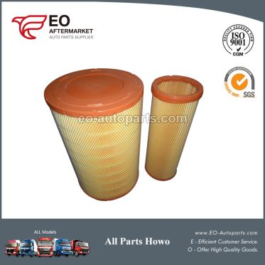 Low Price Engine Parts Air Filter WG9112190001 For Sinotruk Howo And Steyr Truck
