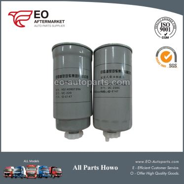 Wholesale Sinotruk Howo And Steyr Truck Diesel Engine Fuel Filters VG14080739A