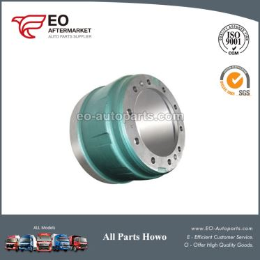 Hot Sale Sinotruk Howo And Steyr Truck Brake Parts Brake Drum Rear AZ9112340006