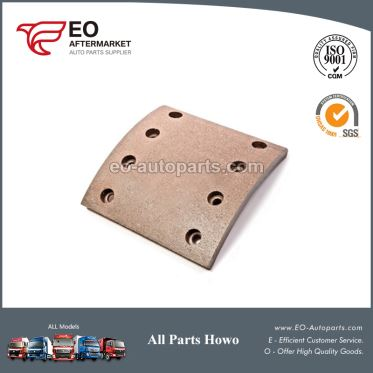 Good Price Sinotruk Howo And Steyr Truck Brake Parts WG9200340068 Brake Lining