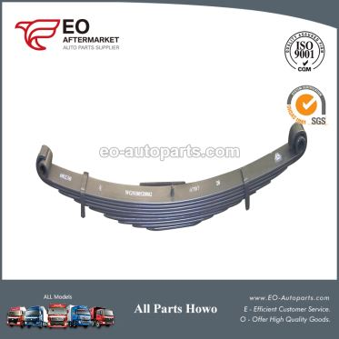 WG9100520002 Front Leaf Spring Plate Assembly For Sinotruk Howo And Steyr Truck