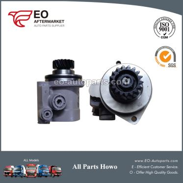 High Quality Power Steering Pump WG9619470080 For Sinotruk Howo And Steyr