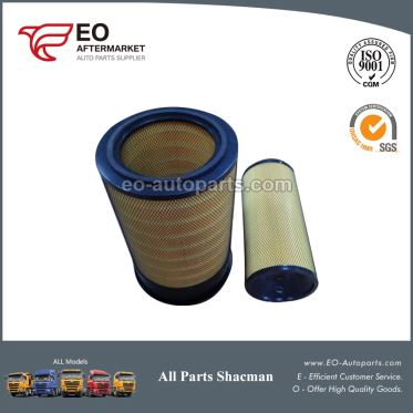 Low Price Engine Parts Air Filter DZ9118190230-Х For SHAANXI Shacman Truck