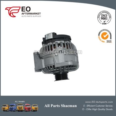 Original SHAANXI Shacman Truck Parts Alternator, Generator Assy 612630060039