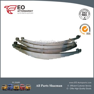DZ9100529004 Front Leaf Spring Plate Assembly For SHAANXI Shacman Truck