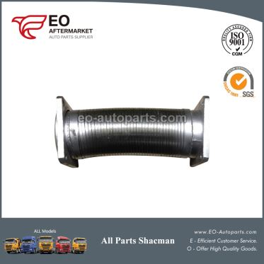SHAANXI Shacman Truck Exhaust Flexible Pipe Muffler Flexible Hose DZ9118540130