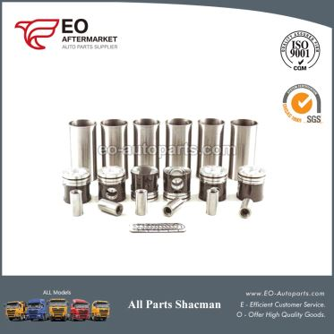 Four Supporting 612600030034 Diesel Engine Truck Part Piston For SHAANXI Shacman Truck