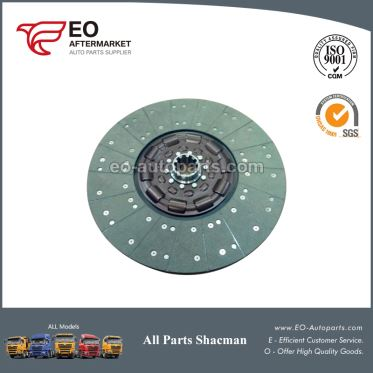 Hot Sale SHAANXI Shacman Diesel Engine Clutch Disc Clutch Plate P/NO DZ1560160020