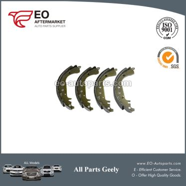 Manufacturer Brake Shoes 1014003351 For 2012-2017 Geely Mk King Kong