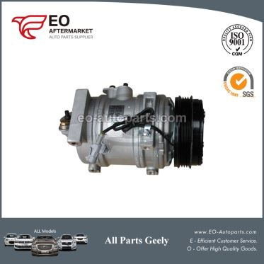 Auto Ac Parts Compressor 1018002690 For 2012-2017 Geely Mk King Kong