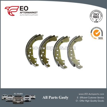Manufacturer Brake Shoes 1014003351 For Geely Mk Cross King Kong Cross