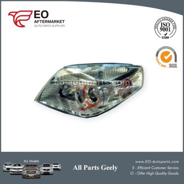 Headlights Head Lamp 1017009814 1017009815 For Geely Mk Cross King Kong Cross