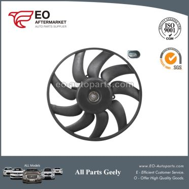 Cool Condenser Fan 101600350853 101600350753 For Geely Mk Cross King Kong Cross