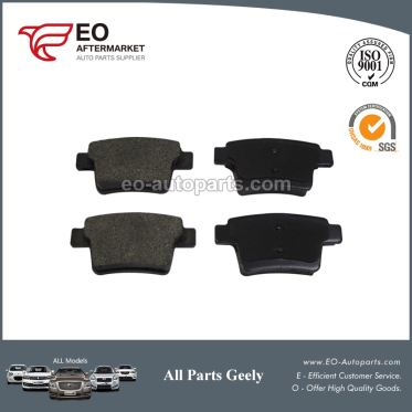 Aftermarket Parts Brake Pads 101402006059 For 2011-17 Geely Emgrand X7