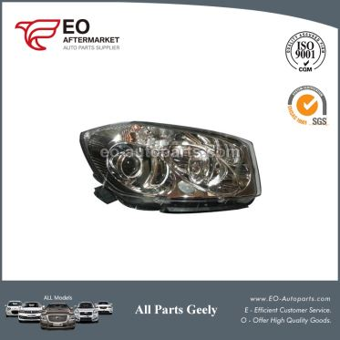 OEM Headlight Head Lamp 1017001034 1017001035 For 2011-17 Geely Emgrand X7