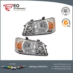 Toyota Highlander Headlamp