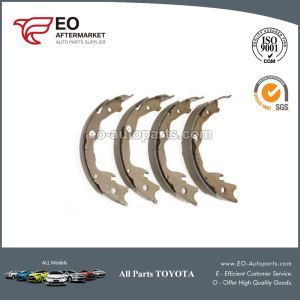Toyota RAV4 Brake Shoes