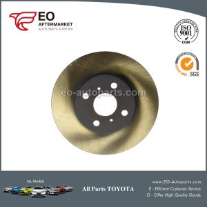 Toyota Yaris Brake Disc