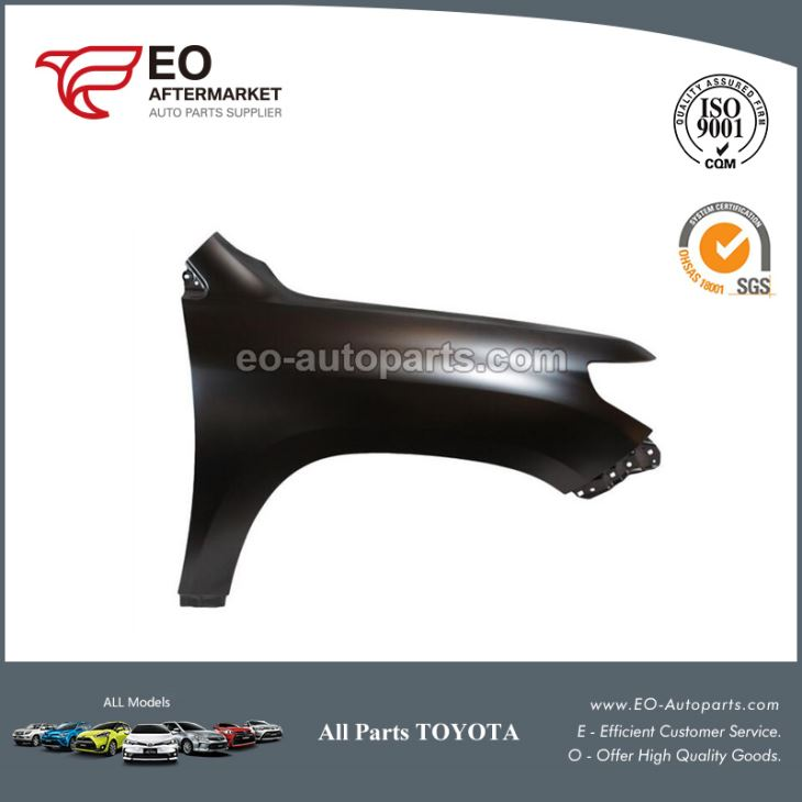 Toyota Land Cruiser Fender